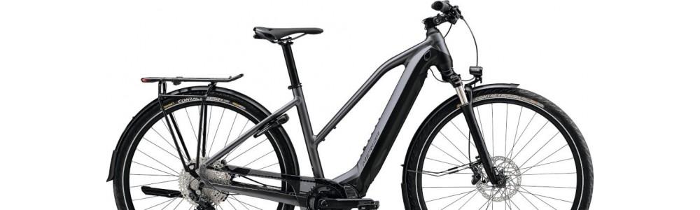 Neue statt gebrauchte E-Bikes Trekking zum Sonderpreis Vorjahresmodelle
