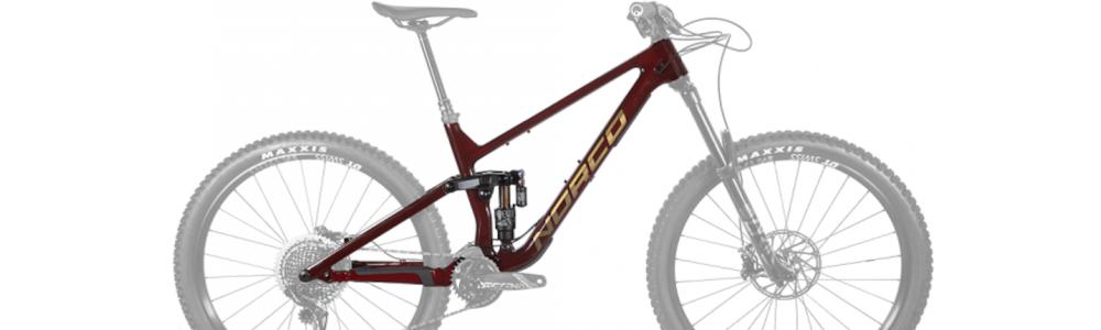 Rahmen Mountainbike Carbon aus Restposten Neu statt gebraucht!