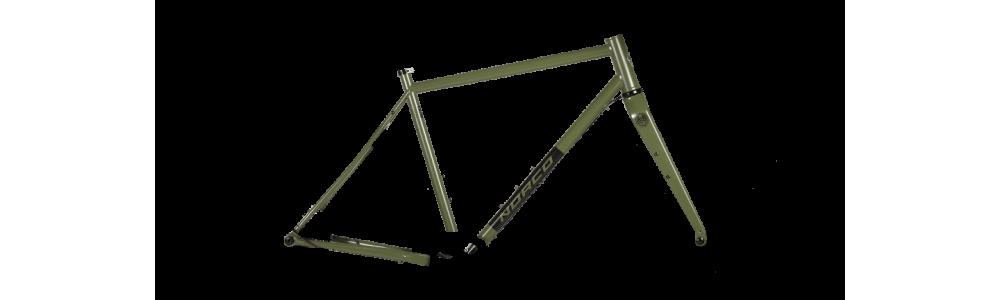 Rahmen Carbon für Cyclocross und Gravel aus Restposten günstig kaufen!!!